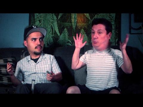 Head Change (Strange Effects from Marijuana Strain): Couch Locked Episode #1 Comedy Sketch
