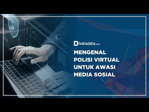 Mengenal Polisi Virtual untuk Awasi Media Sosial | Katadata Indonesia