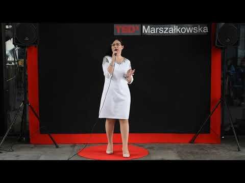 Bądź swoim autorytetem   Agnieszka Czajkowska-Wendorff   TEDxMarszałkowska