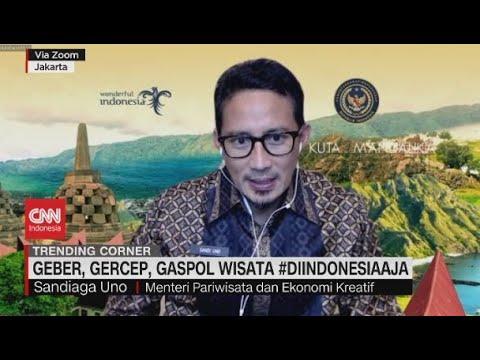 Geber, Gercep, Gaspol Wisata #DiIndonesiaAja