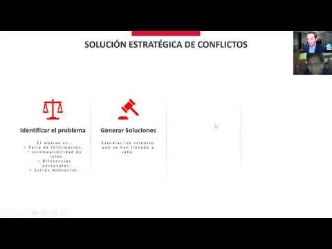 Webinar Gratis Solución de Conflictos y Negociación.