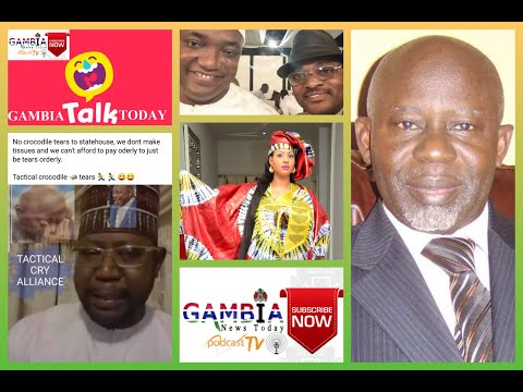 GAMBIA TODAY TALK 16TH OCTOBER 2020