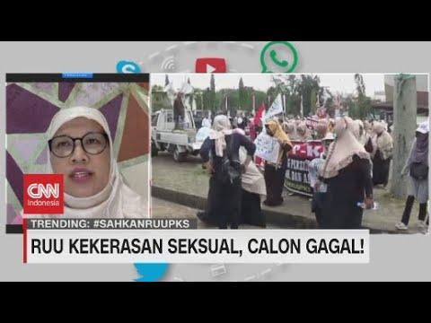 RUU Kekerasan Seksual, Calon Gagal!
