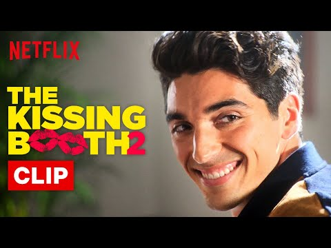 The Kissing Booth 2 | Marco Is A Snack | Netflix