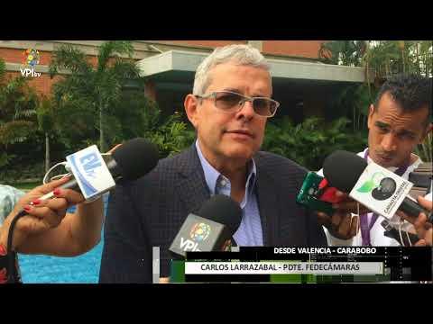 Venezuela- Fedecámaras exigió al gobierno a invertir en el sector productivo venezolano  -VPItv
