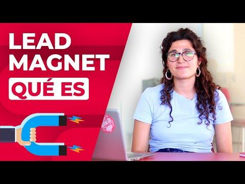 ¿Qué es un LEAD MAGNET? Cómo Captar Más Leads