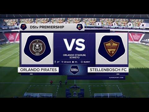 DStv Premiership | Orlando Pirates v Stellenbosch FC | Highlights