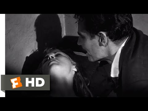 Touch of Evil (1958) - Susan In Jail Scene (7/10) | Movieclips