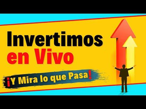 La MEJOR Sala de TRADING en VIVO para INVERTIR en BOLSA