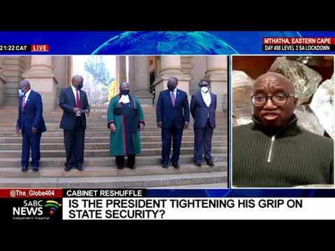Cabinet Reshuffle   What to make of President Ramaphosa's cabinet reshuffle: Sandile Swana
