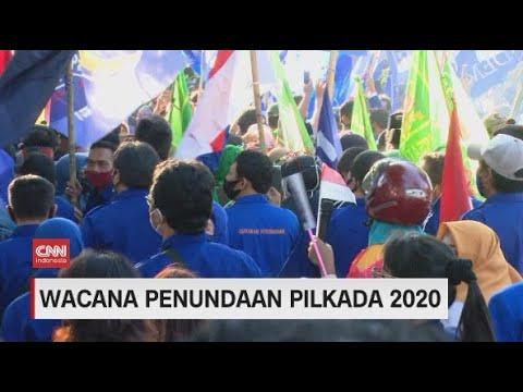 Wacana Penundaan Pilkada 2020