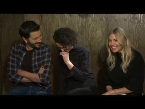 First On-Screen Kiss: Sienna Miller