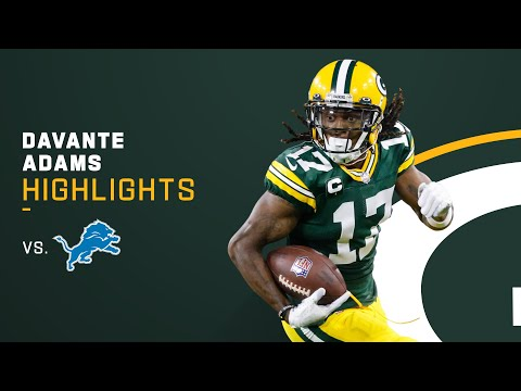Davante Adams Shows Why He's the Perfect Pippen | Week 2 Player Highlights