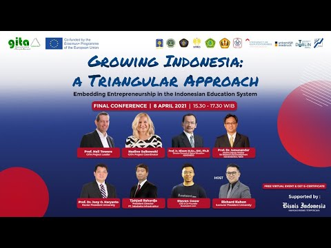 Final Conference | Growing Indonesia : A Triangular Approach