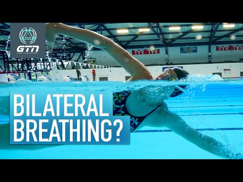Should I Breathe Bilaterally When Swimming? | Swim Breathing On Both Sides