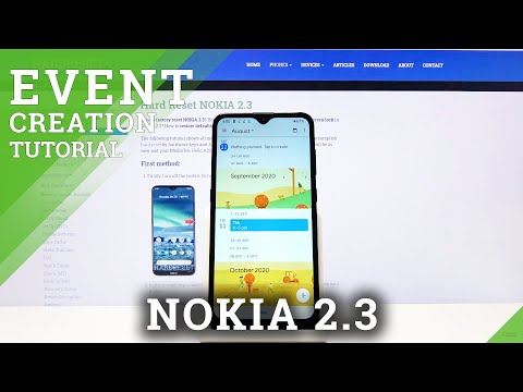 How to Add Event to Calendar in Nokia 2.3 – Event Planning