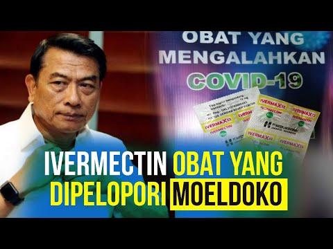 Betulkah Prabowo Konsumsi Obat Covid 19 Ivermectin?