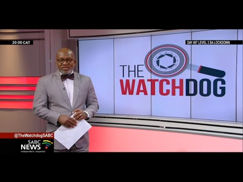 The Watchdog | Pit toilets | Announcement of New Cabinet: 05 August 2021