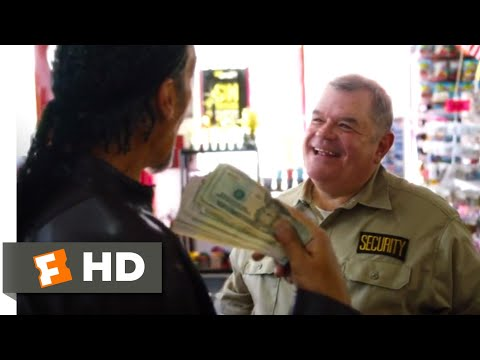The Jesus Rolls (2020) - The Security Guard Scene (2/9) | Movieclips