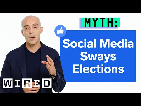 Debunking Election & Social Media Myths   WIRED