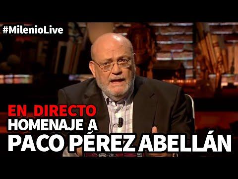 Homenaje a Paco Pérez Abellán | #MilenioLive | Programa nº 14 (5/01/2019)