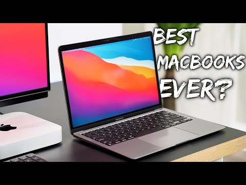 Apple M1 MacBooks Air & Pro - The BEST MacBooks You Can Buy.