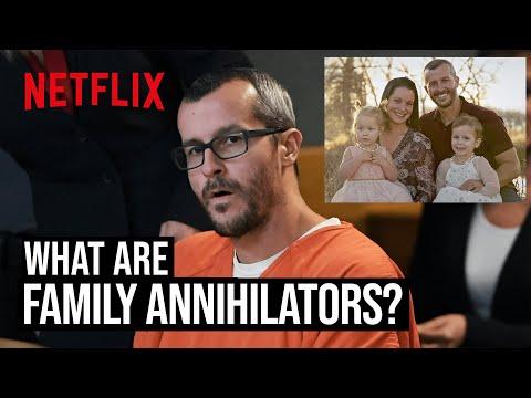 What Are Family Annihilators? | American Murder: The Family Next Door | Netflix