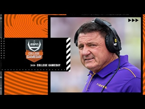 What went wrong at LSU with Ed Orgeron? | College GameDay