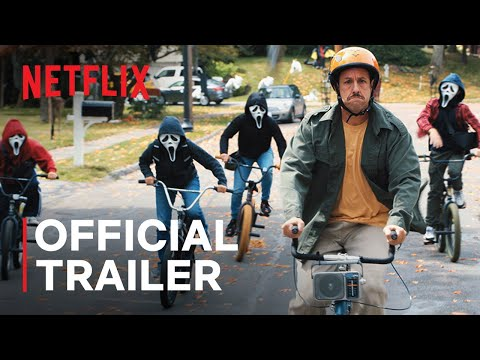 Hubie Halloween starring Adam Sandler | Official Trailer | Netflix