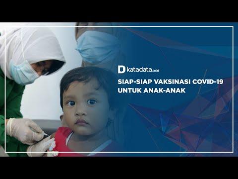Siap-siap Vaksinasi Covid-19 Untuk Anak-anak | Katadata Indonesia