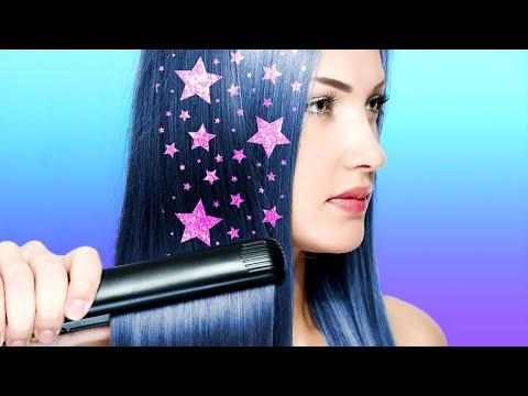 22 BRILLIANT HAIR TRICKS YOU CAN'T MISS