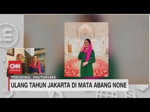 Ulang Tahun Jakarta di Mata Abang None