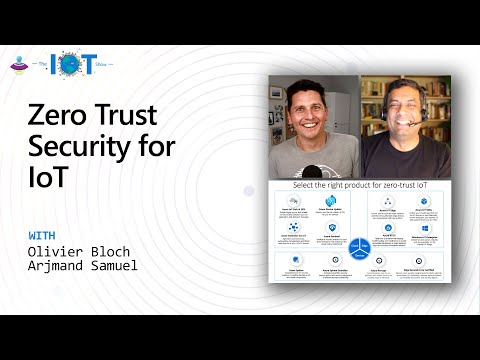 Zero Trust Security for IoT