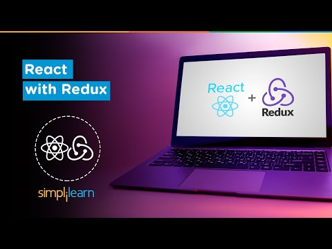 React With Redux Tutorial | React Redux Tutorial For Beginners | ReactJS For Beginners | Simplilearn