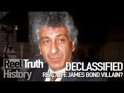 Real Life JAMES BOND Villain? (Declassified)   Reel Truth History Documentary