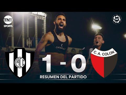 Resumen de Central Córdoba vs Colón de Santa Fe (1-0) | Fecha 17 - Superliga Argentina 2019/2020