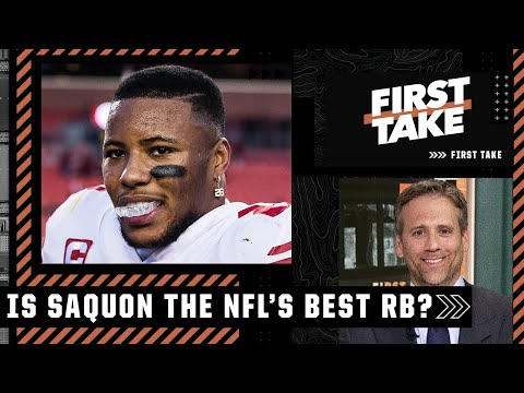 Saquon Barkley is clearly the NFL's best RB, 'way better' than Zeke - Max Kellerman | First Take