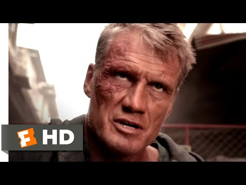 Skin Trade (2015) - Motorcycle Market Chase Scene (6/10)   Movieclips