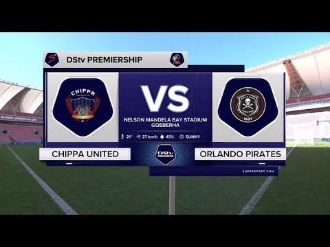 DStv Premiership I Chippa United v Orlando Pirates l Highlights