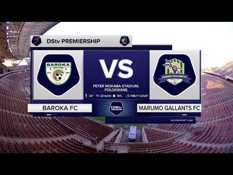 DStv Premiership | Baroka FC v Marumo Gallants | Highlights