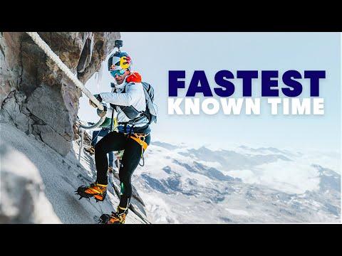Climbing 2 Alpine Peaks In 1 Day?! | w/ Ultra Runner Fernanda Maciel