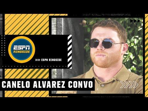 Canelo Alvarez says Caleb Plant crossed the line at press conference | ESPN Ringside