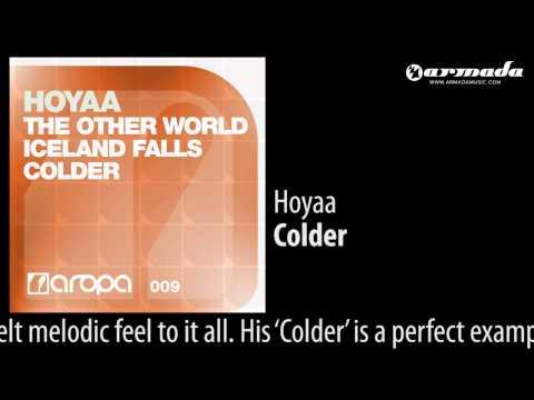 Hoyaa  Colder (original Mix) [aropa009] Elmazlt