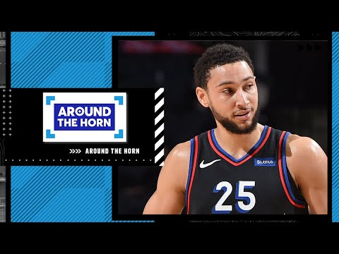 Is the Ben Simmons situation unsalvageable with the 76ers?   Around The Horn