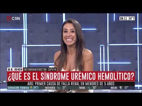 El Consultorio del Dr. Capuya: ¿Qué es el síndrome urémico hemolítico? (parte 2)