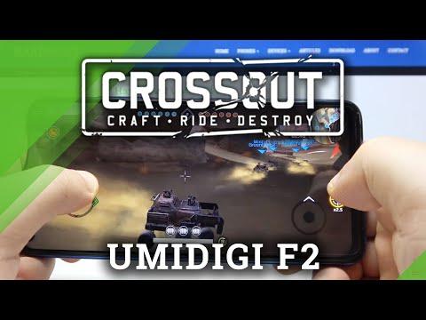 Gaming Possibilities of UMIDIGI F2 – Crossout Gameplay
