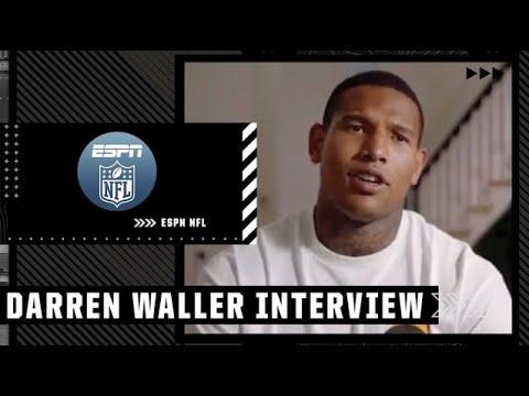 Darren Waller's journey to peace | NFL on ESPN