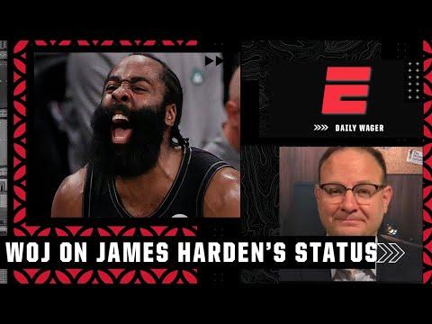 Woj on James Harden's status for Nets' G…