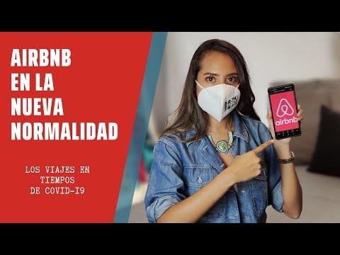 Así es HOSPEDARTE en AIRBNB en TIEMPOS DE COVID-19I ¿Es seguro? AIRBNB MEXICO