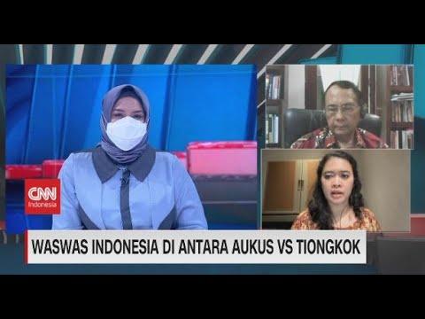 Indonesia di Antara AUKUS vs Tiongkok, Pakar: Bisa Terjadi Perang Dingin di Kawasan